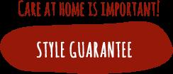 Style Guarantee